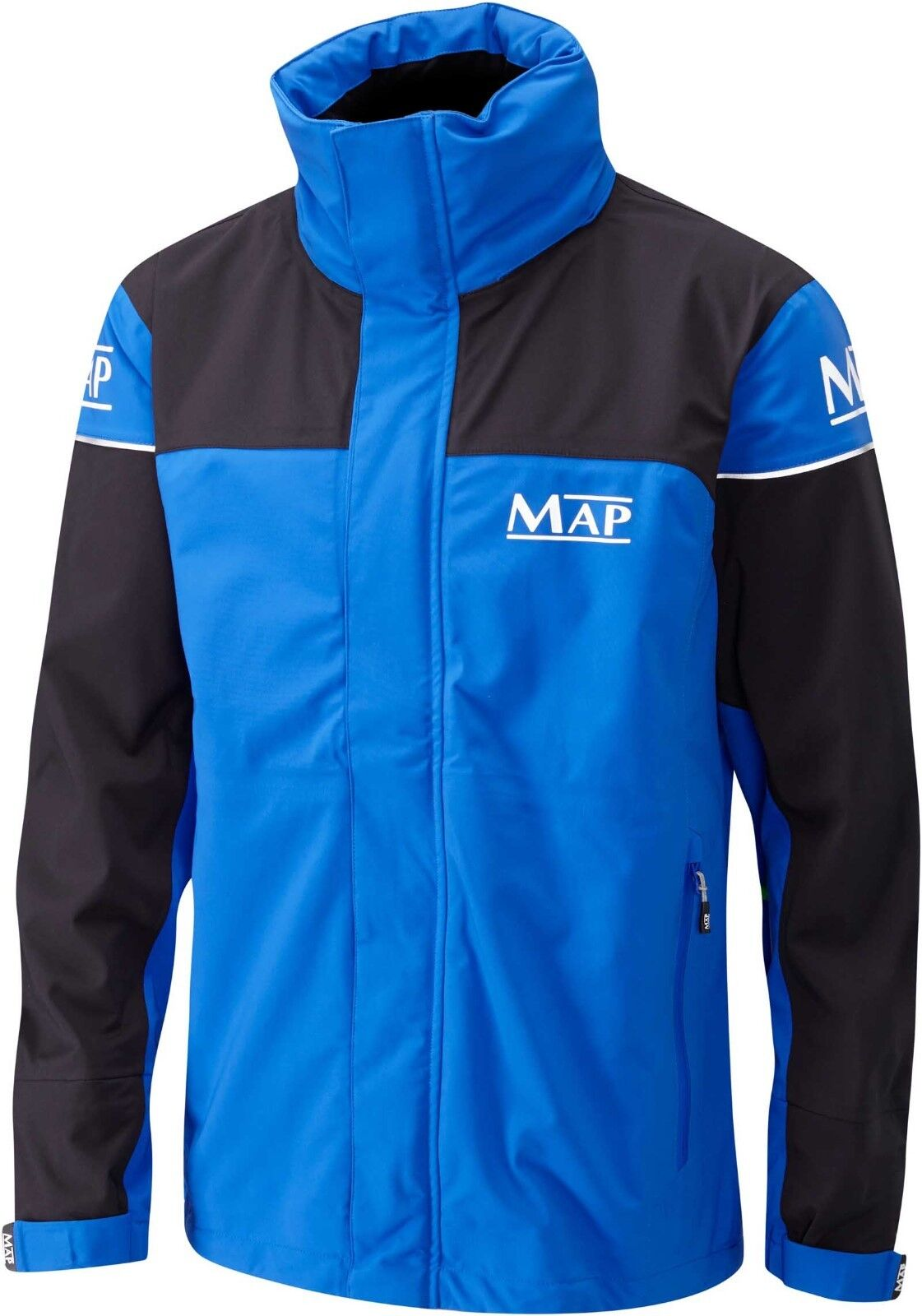 Map 3 4 Length 3 Layer Waterproof Breathable Coarse Fishing Jacket Special Offer