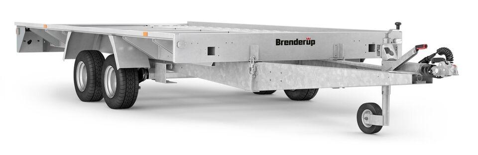 Autotrailer, Brenderup AT2500, lastevne (kg): 1870
