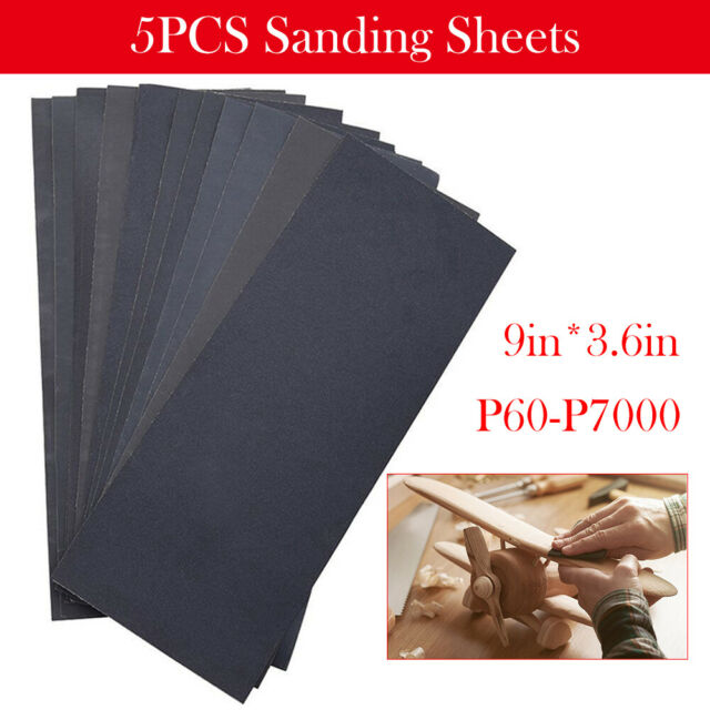 Grit 2500 P2500 Wet And Dry Sandpaper Sand Paper