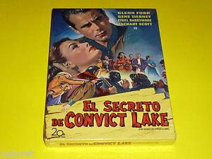 EL SECRETO DE CONVICT LAKE / The Secret of Convict Lake - Precintada