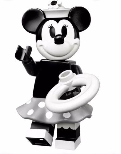 Lego Disney Series 2 Minifigure 71024 Classic Minnie New.