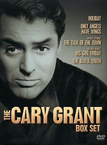 THE CARY GRANT BOX SET (DVD, 2006, 5-Disc Set, 5 DVDs)