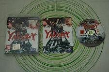 Yakuza dead souls ps3 pal