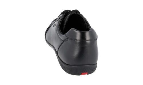 Nouveau Nouveau Prada luxe Noir 40 Uk 7 3e5620 Sneaker 40 de Chaussures 5 qOfA4Cwq