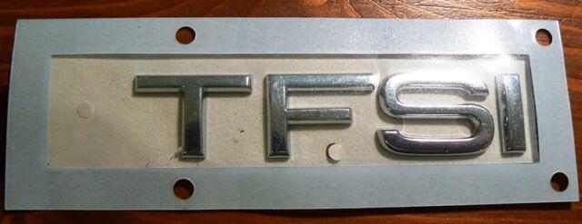 Original Audi TFSI Q7 Emblem Schriftzug Logo 8X0 853 737A 2ZZ