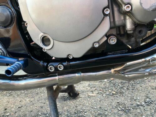 Stainless Steel Frame /& Engine Mount Bolt Kit for GSF1200 Bandit 96-05