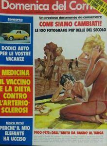 DOMENICA-DEL-CORRIERE-N-32-1975