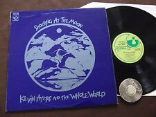 LP Kevin Ayers And The Whole World ‎Shooting At The Moon UK 1970 A2/B2 | EX