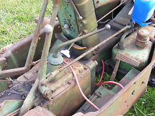 JOHN DEERE M 40 420 430  CRAWLER DOZER HYDRAULIC VALVE LINKAGE   404 569-3093