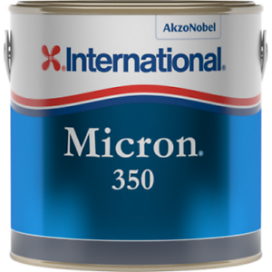 International Micron 350 Antivegetativa autolevigante 2,5 LT