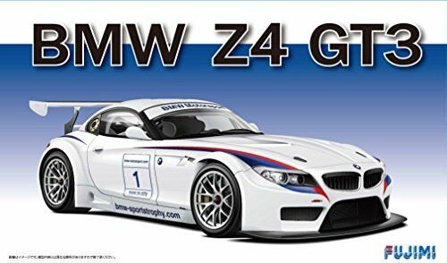Fujimi 1 24 Real Sports Car Series RS-31 BMW Z4 GT3 from Japan