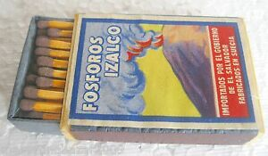 FOSFOROS-IZALCO-SAFETY-MATCHES