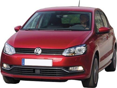 FARO FANALE ANTERIORE Volkswagen POLO 2014-2017 PARABOLA NERA DESTRO