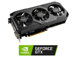 ASUS TUF Gaming X3 GeForce GTX 1660 SUPER TUF 3-GTX1660S-O6G-GAMING 6GB 192-Bit