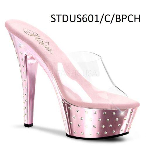 Rs 800 Stardust Dancing Pleaser Platform bezaaide Exotic 700 600 sandalen Serie PuOkZXiT