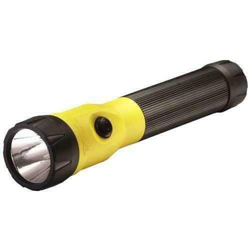 DC Charger Streamlight 76162 Yellow PolyStinger Rechargeable C4 LED Flashlight