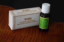 VIOL Reinigungs- und Pflegemittel für Streich- u. Zupfinstrumente, 20 ml Flasche