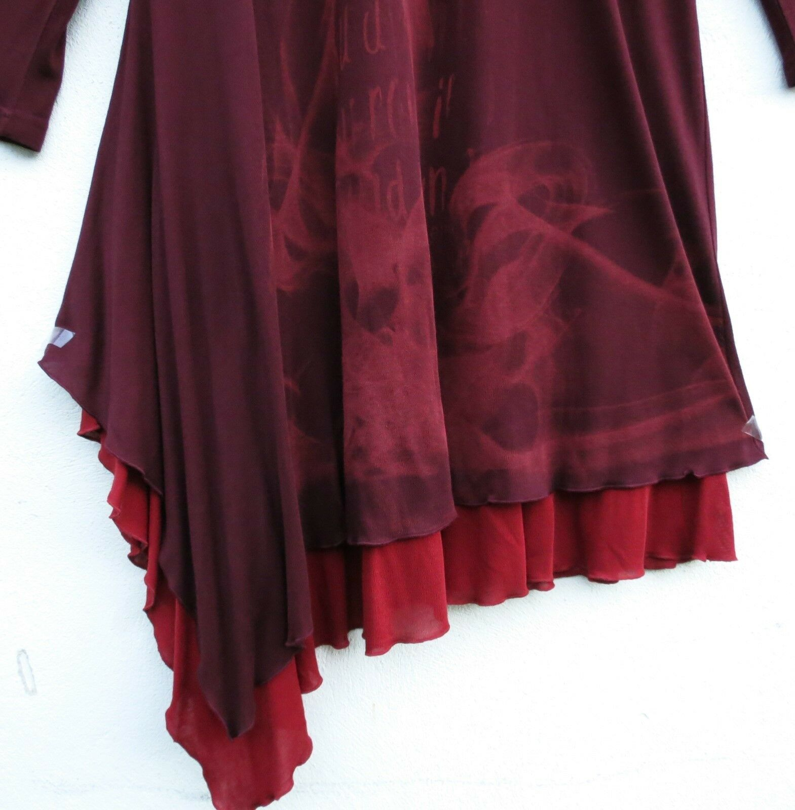LA MOUETTE TRAUMHAFT TRAUMHAFT TRAUMHAFT Kleid Dress Robe Vestido Tunika Tunic L 44 46 Lagenlook | Verrückte Preis  | Verschiedene  | Lass unsere Waren in die Welt gehen  3d7cf1