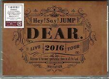 HEY! SAY! JUMP-HEY! SAY! JUMP LIVE TOUR 2016 DEAR.-JAPAN DVD K03