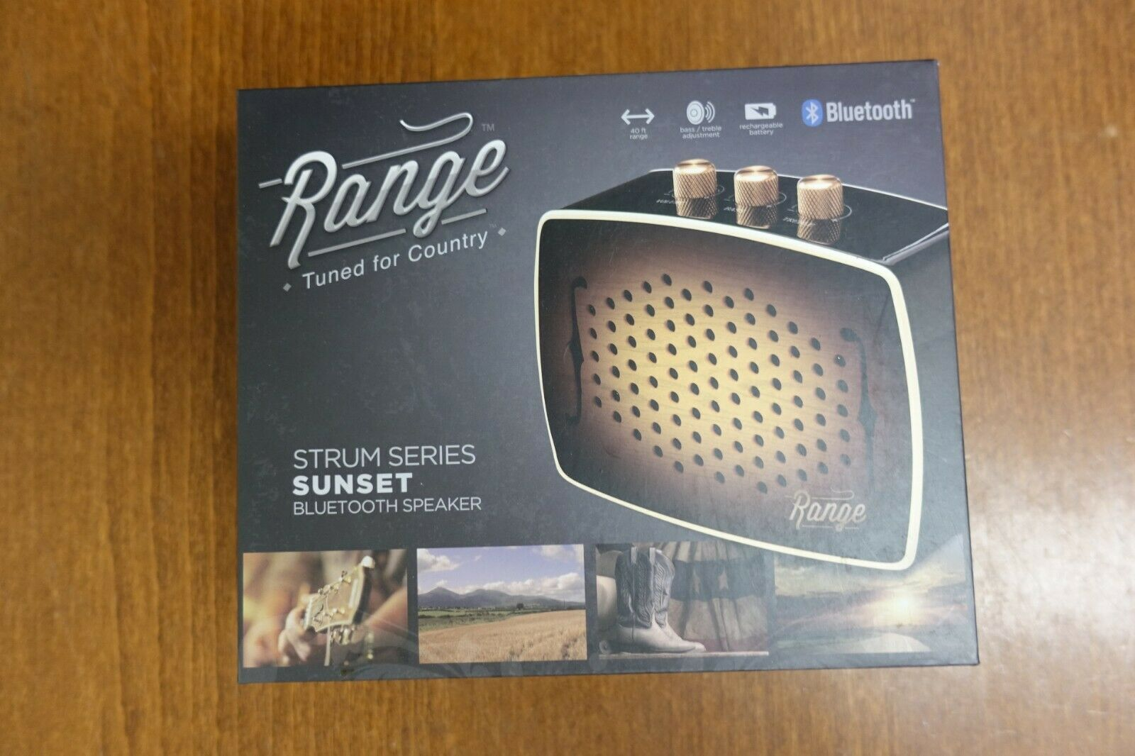 Bem Wireless Range Strum Bluetooth Speaker Sunset For Sale Online Ebay