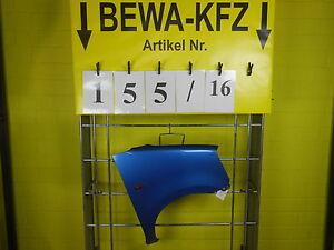 Blechteile-Kotfluegel-vorne-rechts-Opel-Agila-Bj-2001-Nr-B-155-16