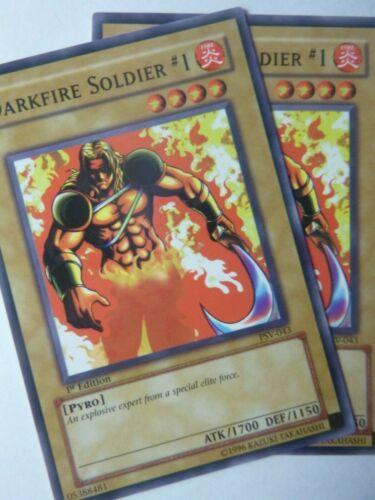 Yugioh 1st Edition Pharaoh/'s Servant PSV Single Cards