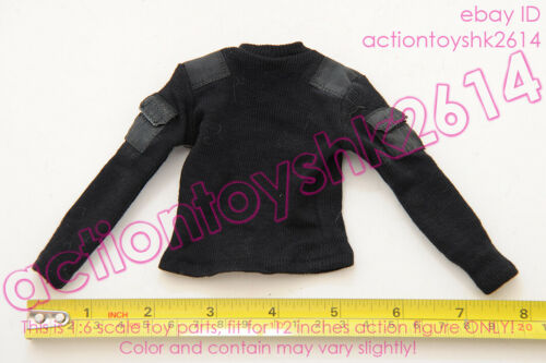black sweater 1//6 scale VTS TOYS VM-027 THE REVENGER ULTIMATE EDITION