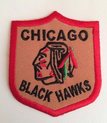 Chicago Patch Iron-On  Patch Embroidery Tag Name Denim