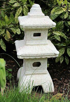 sculpture lanterne décoration en céramique grand Décoration de jardin chinois pagode japonaise