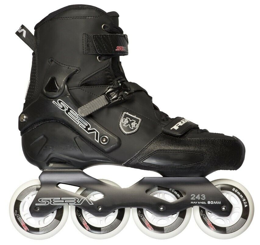 Seba Trix 2  Frees  Inline S s Rollerblades Slalom Freestyle Lots Of Sizes  the newest