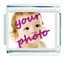 Daisy Charm - Custom Made Photo Charm - YOUR PHOTO - Fits Nomination Classic