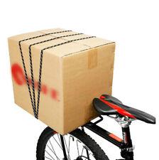 Perfeclan Triple Elastic Bicycle Luggage Rack Carrier Rope Bungee Strap Cord LP