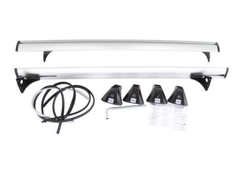 Ford EcoSport de 14 Barres de toit en Aluminium Spécifique Compl.