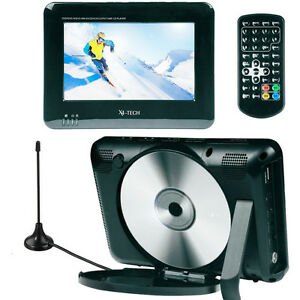 X4-Tech-Tragbarer-Dvd-Player-Dvb-t-Multiformat-player-mit-DVB-T-Lcd-Tv-USB-SD