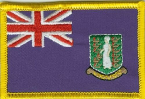 Aufnäher Island Patch Flagge Fahne