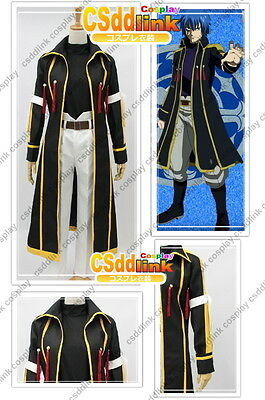 New Fairy Tail Jellal Fernandes Gerard Cosplay costume custom made AA.068
