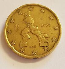 RARO 20 EURO CENT COIN
