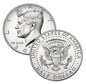 Mint Roll Coins 2009 D President Kennedy Half Dollar Fifty Cent Coin Money U.S