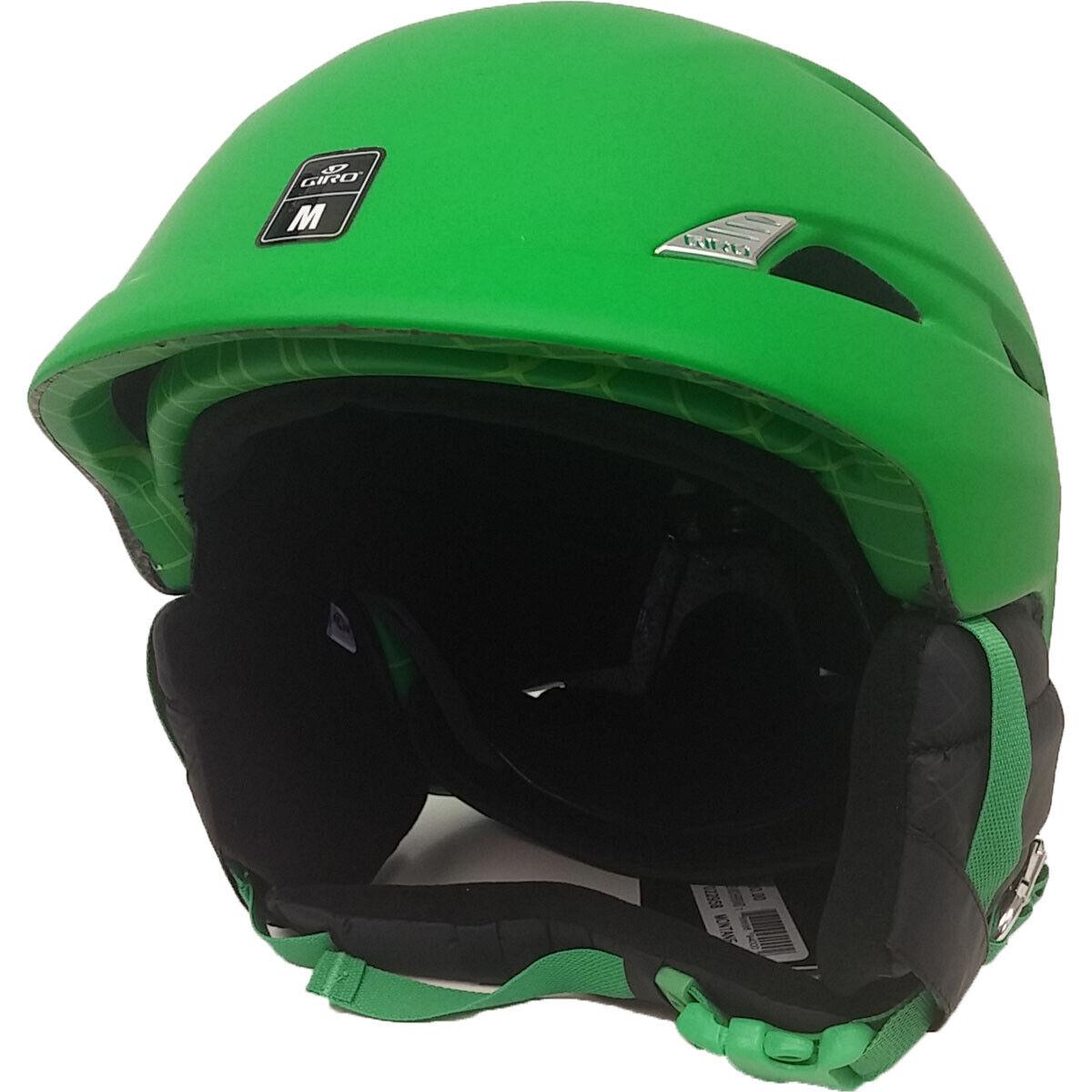 Giro Montane Snow Sports Helmet Mat Green Motherboard Adult Medium M 55.5 59 cm