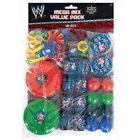 Wwe 48 Piece Party Favor Mega Value Pack - 399241