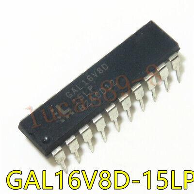 5pcs GAL16V8D GAL16V8D-15LP DIP-20 IC