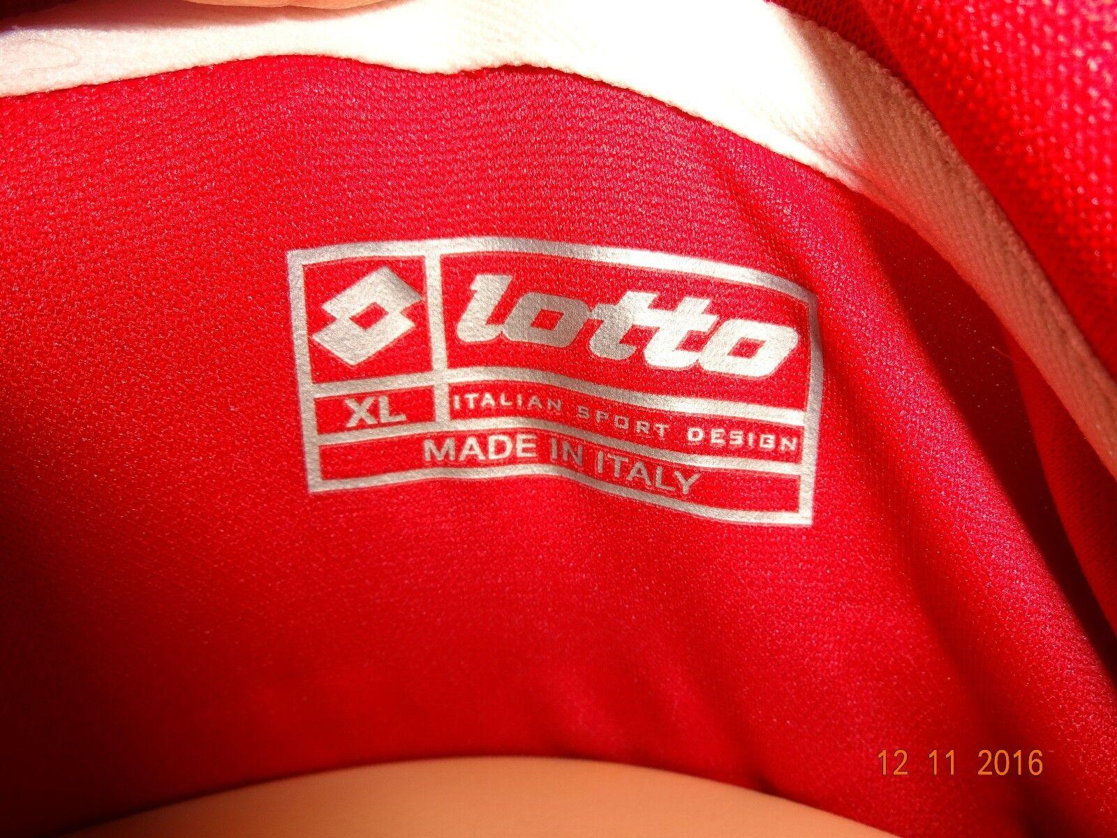 FSV Mainz 05 Lotto Nr.13 Junioren Matchworn Trikot 2007/08