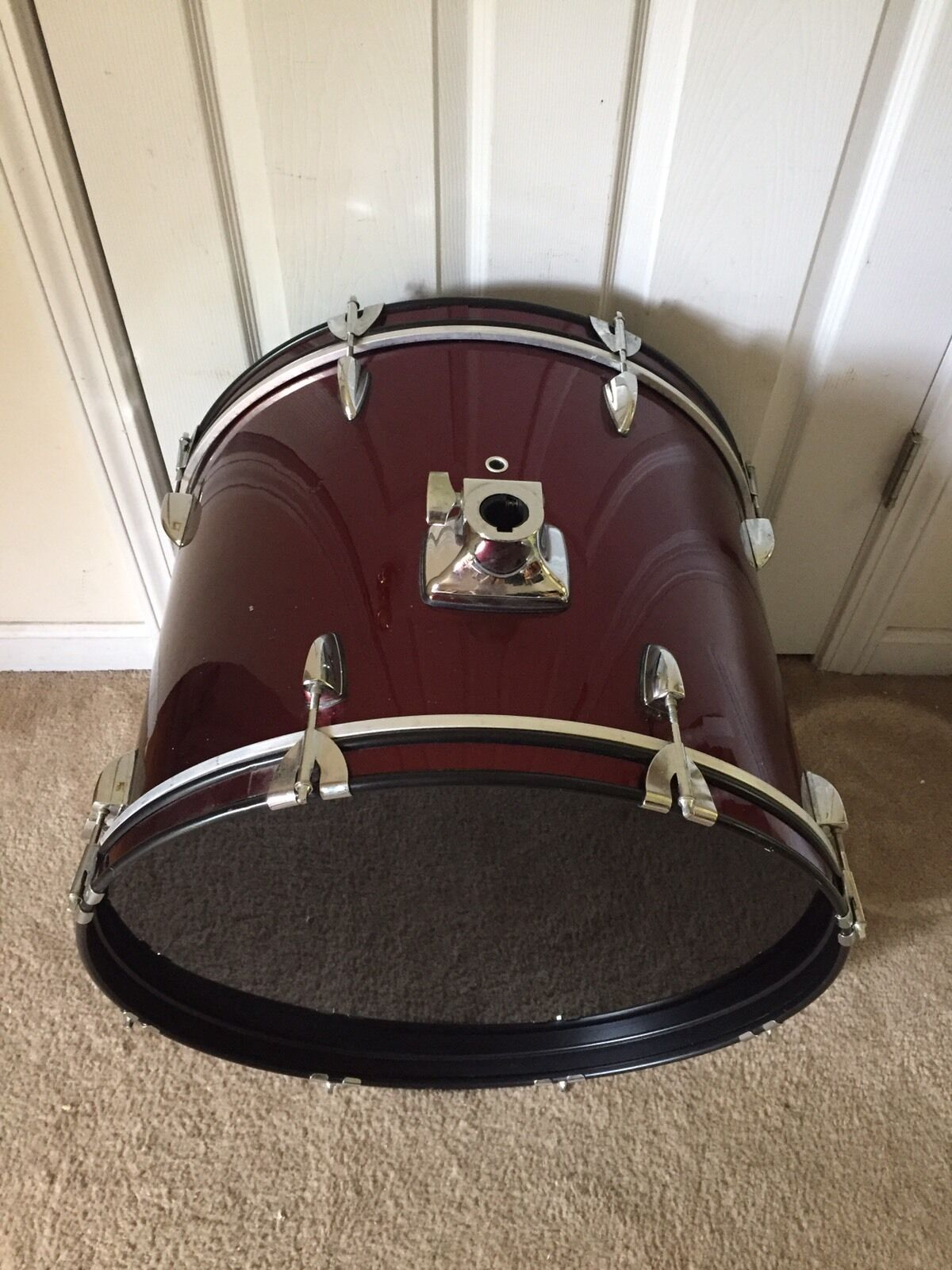 Bass Drum  22  Without Name