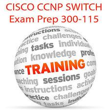 CISCO CCNP SWITCH Exam Prep 300-115 - Video Training Tutorial DVD
