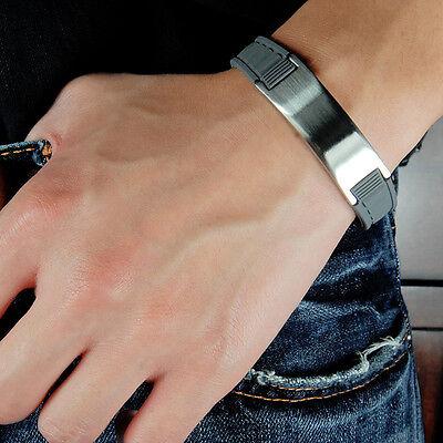 ONE ION Energy Taichi POWER Wristband Ion Balance Bracelet Band