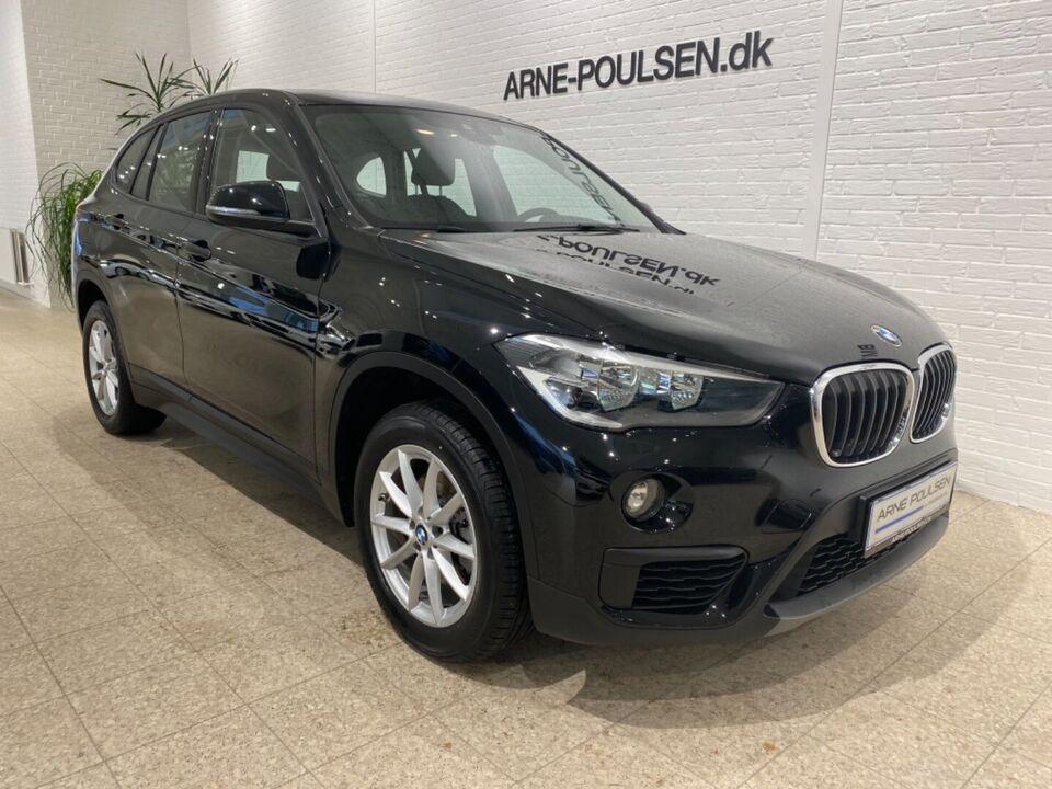 BMW X1 1,5 sDrive18i,  5-dørs
