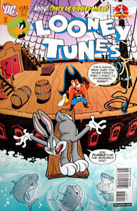 Looney tunes comic 161 pirate yosemite sam vs bugs bunny nm unread ebay - Bugs bunny pirate ...