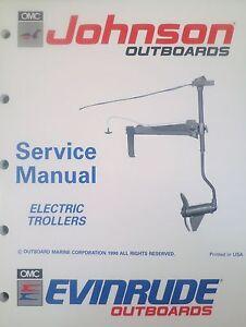 1991 johnson evinrude electric outboard trolling motor. Black Bedroom Furniture Sets. Home Design Ideas