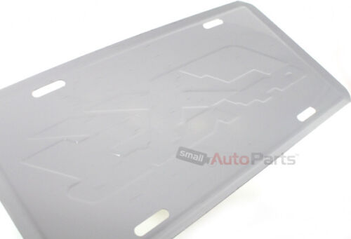 FORD FX4 OFF ROAD LICENSE PLATE ALUMINUM STAMPED EMBOSSED METAL TAG NEW!!