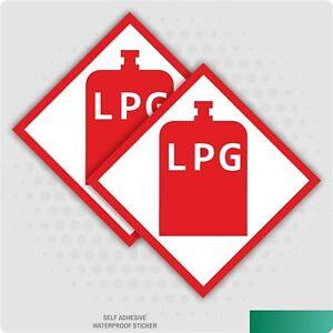 2-x-LPG-Warning-Sticker-Caravan-Motorhome-Vehicle-Van-Safety